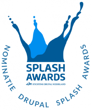 Drupal Splash Awards nominatie